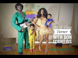 Tina Halloween Costume Awesome Family Diy Costumes Ike Tina Turner Soultrain