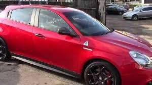 alfa romeo giulietta qv launch edition auto cars