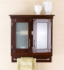 bathroom wall cabinet with towel bar trends cupboard of gloss