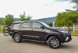 fortuner extended test toyota fortuner 2 8 gd 6 4x4 automatic with video