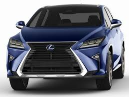 lexus rx models difference lexus rx 450h 2016 3d cgtrader