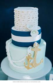 nautical themed wedding cakes 10 sea loving nautical cakes