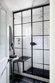 Black Shower Door Beautiful Bathrooms Modern Details For Your Remodeling Wishlist