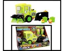 trash pack street sweeper ebay