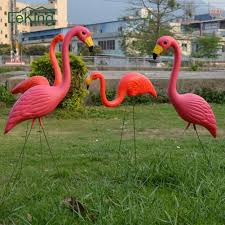 popular pink flamingo lawn buy cheap pink flamingo lawn lots from