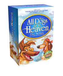 amazon com all dogs go to heaven the complete series with bonus