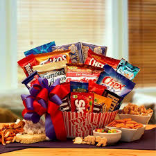 snack basket snack time favorites gift basket walmart