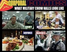 Military Wives Meme - military humor in pictures