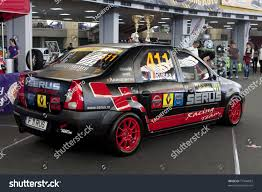 renault romania bucharest romania may 13 car exhibition stock photo 77344063