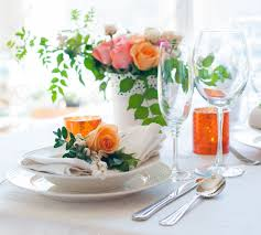 Elegant Table Settings by Elegant Place Settings Stock Photos Royalty Free Elegant Place