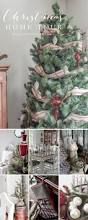 256 best christmas home tours images on pinterest country