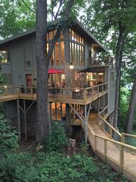 three house asheville house tree tops stunning treehouse with