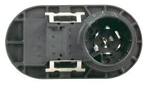 hopkins 40975 vehicle side oem no splice trailer wire connector ebay