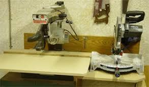 Craftsman Radial Arm Saw Table Table Rebuild