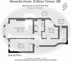2 bedroom apartment for sale in alexandra house maida vale
