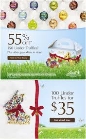 amazon lindt black friday lindt chocolate canada sale 55 on 150 lindor truffles now for