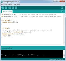arduino 5 minute tutorials lesson 3 potentiometer robotshop blog