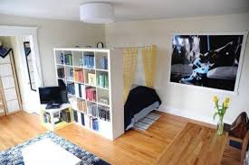 Studio Apartment Room Dividers by Home Design Living Room Partition Wall Choosing Various Kinds Of