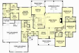 Corner Lot Duplex Plans Backwater Ii House Plan U2013 House Plan Zone
