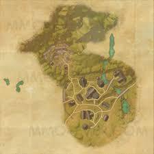 Eso Skyshards Map A Climb Above Crosswych Skyshard The Elder Scrolls Online Maps
