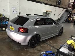 Nardo Grey 8p S3 Build With Big Turbo Audi Sport Net