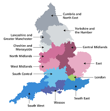 Cheshire England Map by Nhs England Nhs Gp Health Service