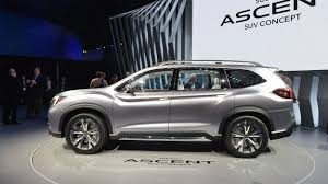subaru viziv 2018 2019 2020 subaru ascent rumors and price expected automotive