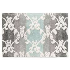 buy aqua bathroom rugs from bed bath u0026 beyond