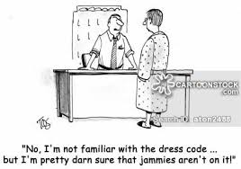 office dress code cartoons and comics funny pictures from