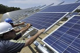 use solar fueled by cheap panels u s solar use soars wsj