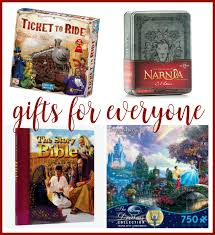 a gift guide for the whole family intentional