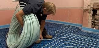 Underfloor Heating Waterbased Systems Selfbuildcouk - Under floor heating uk