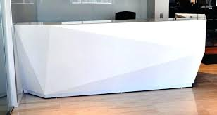 Designer Reception Desks Ultra Modern Reception Desk Design Modern Reception Design