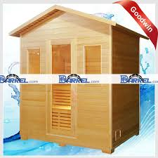 Outdoor Steam Rooms - outdoor sauna barrel outdoor sauna barrel products outdoor sauna