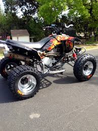 outlaw with graphics polaris atv forum