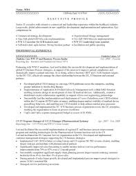 Sample Senior Management Resume Executive Resume Samples Resume Prime