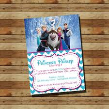 disney u0027s frozen birthday party invitation by sprinklesofsugar