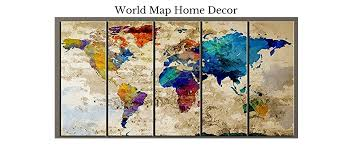 World Map Home Decor World Map Co Specializing In Wall Maps Scratch Maps U0026 Home Decor