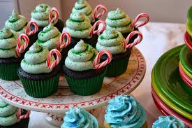 christmas cupcakes the sugary shrink