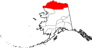 Road Map Of Alaska by File Map Of Alaska Highlighting North Slope Borough Svg
