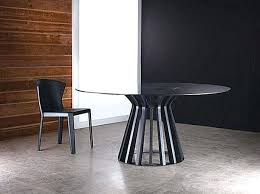 glass dining table base u2013 thelt co