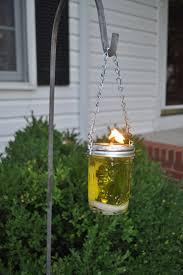 how to make a mason jar oil lamp mason jar crafts