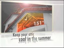 solar attic fans from u s sunlight corp youtube