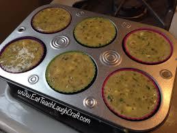 Toaster Muffins Savory Grain Free Breakfast Muffin Recipe Eat Teach Laugh Craft