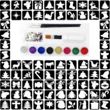 glitter tattoo kits