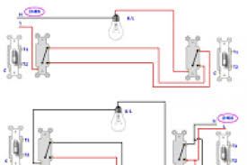 wiring diagram three lights two switches wiring diagram