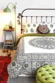 thinking temple medallion duvet cover urban outfitters