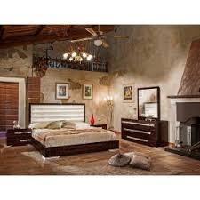 Bedroom Set With Leather Headboard Beige Lacquer Bedroom Set With Upholstered Headboard Richport