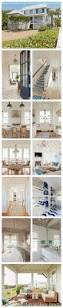 Beach House Furniture by Cape Cod California Beach House With Blue And White Interiors