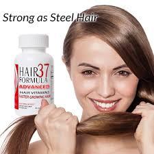 hair formula 37 advanced hair vitamins for fast hair growth